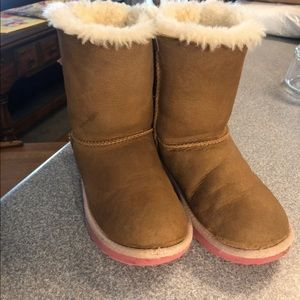 Ugg size 1 boots